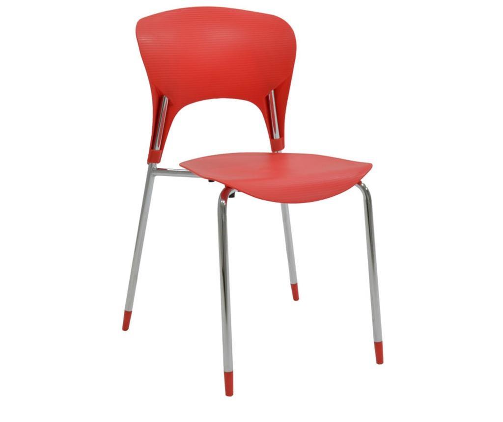 Stol Louisa Red