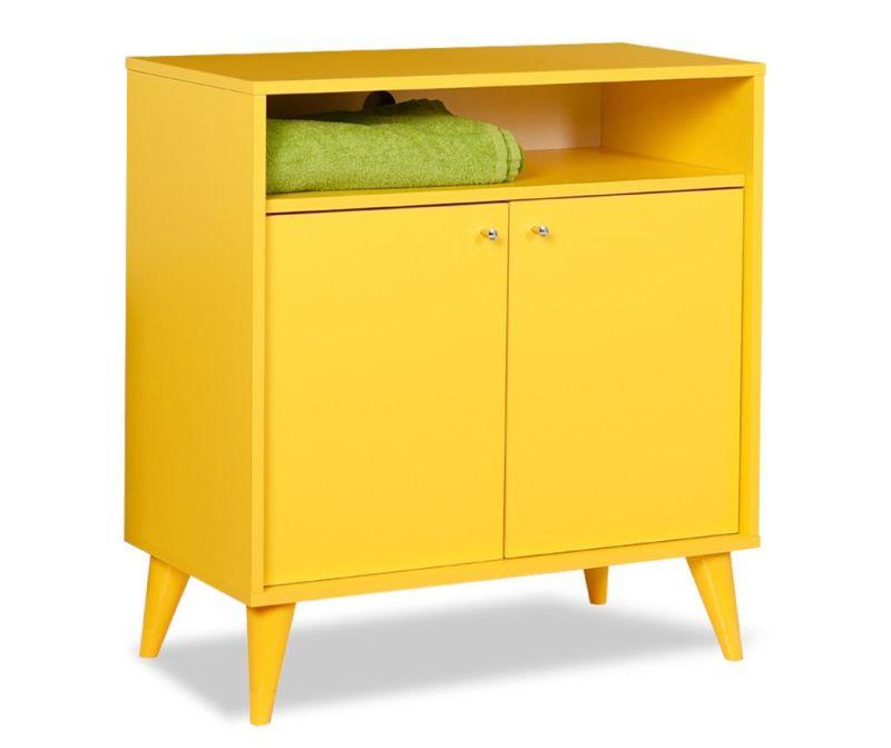 Donji ormar London Yellow