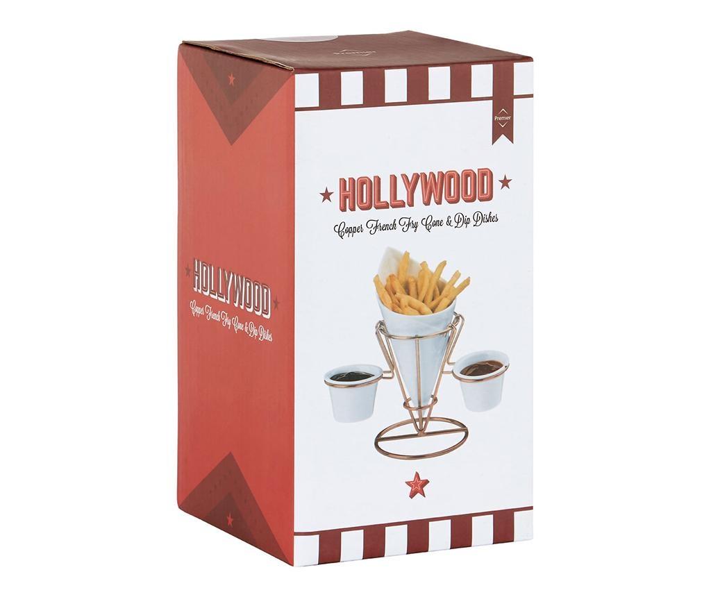 Hollywood Hasábburgonya szervírozó