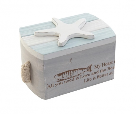 Декоративна кутия с капак Arnoldo