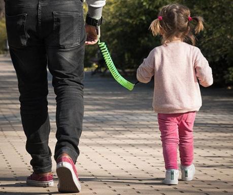 Otroška varnostna zapestnica New Green