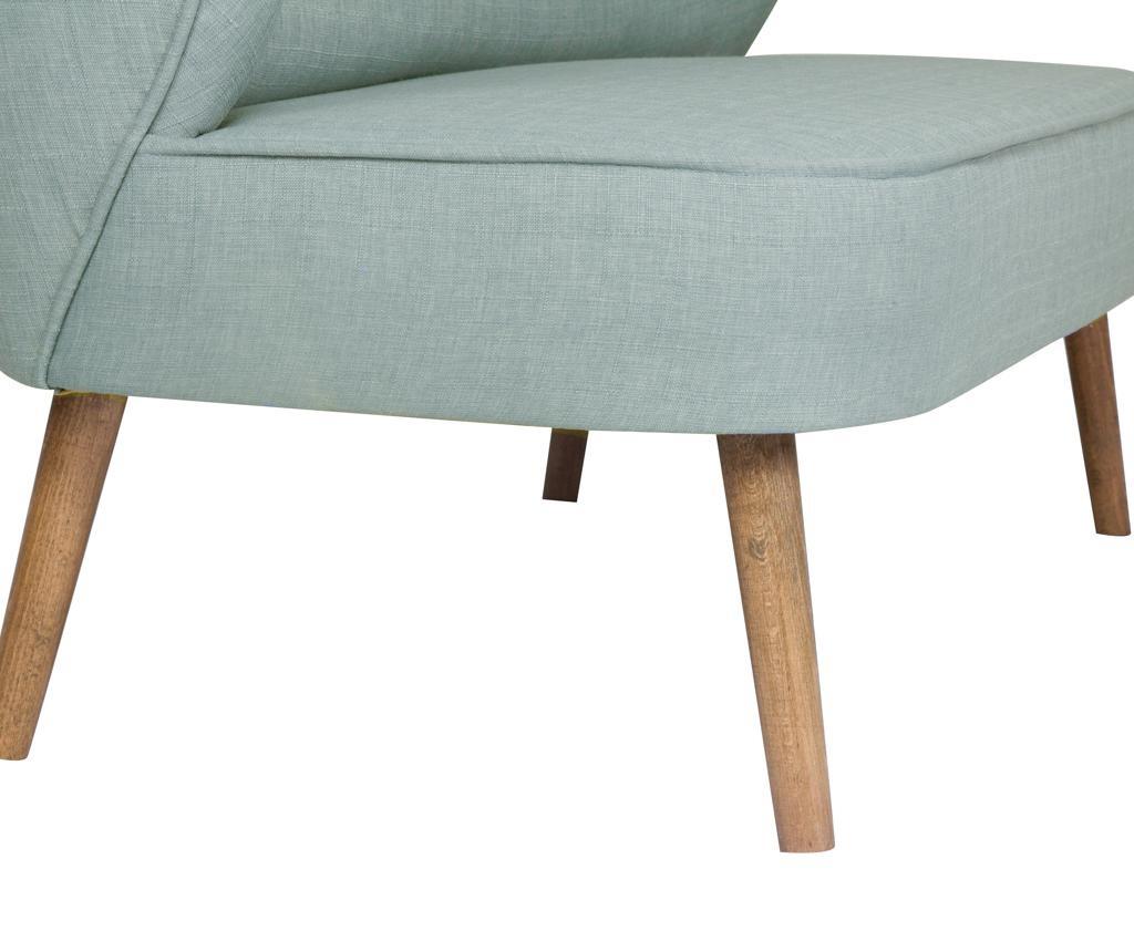 Josephine Indigo Blue Kétszemélyes kanapé