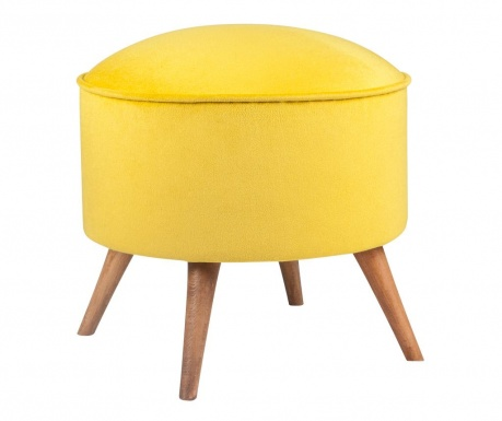 Buena Park Mustard Yellow Kisszék