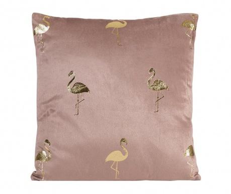 Povlak na polštář Flamingo Royal 45x45 cm