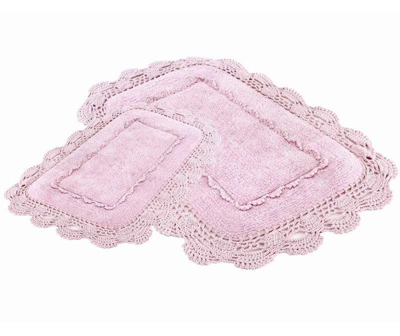 Anita Purple 2 db Fürdőszobai szőnyeg