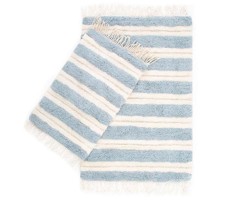 Jami Light Blue 2 db Fürdőszobai szőnyeg