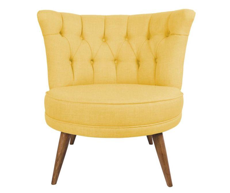 Fotelj Erick Yellow