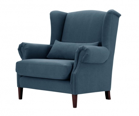 Fotelja Alpaga Blue