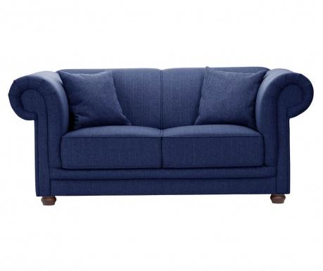 Kauč dvosjed Aubusson Navy Blue