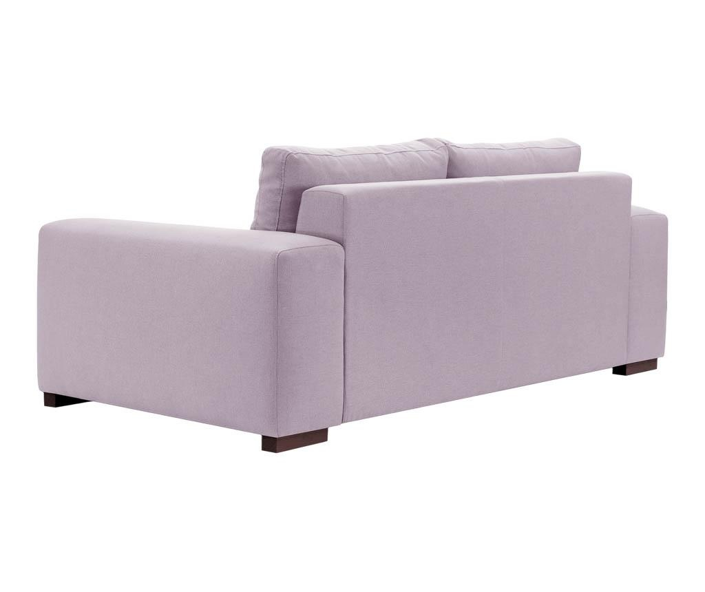 Canapea 3 locuri Caban Lilac
