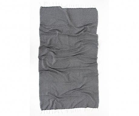 Uterák Pestemal Silyah Grey 90x170 cm