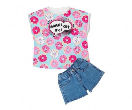 Donut Gyerkek póló és nadrág