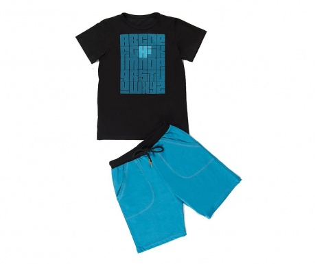 Alphabet Gyerkek póló és nadrág