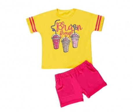 Sada tričko a nohavice pre deti Breezer