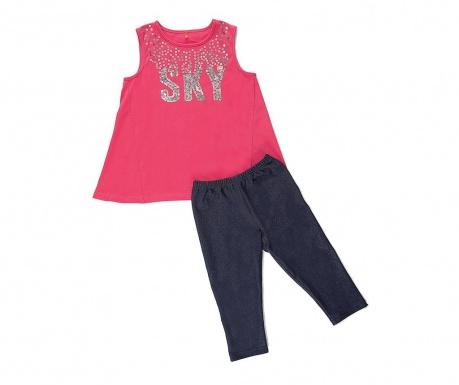 Sky Gyerek tunika és leggings