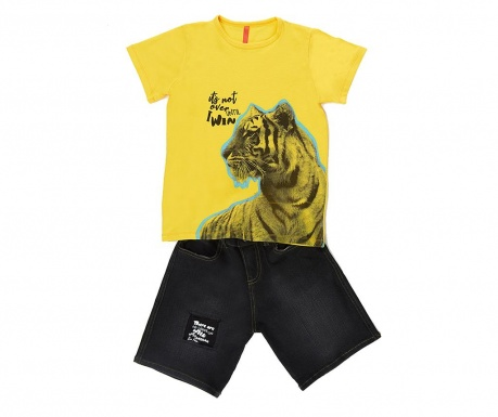 Sada tričko a nohavice pre deti Tiger