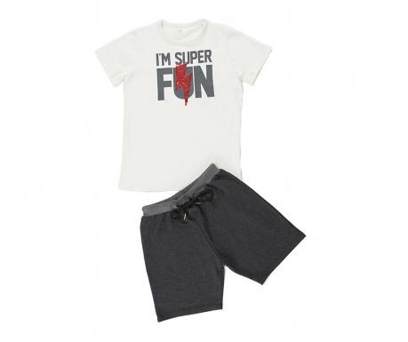 Sada tričko a nohavice pre deti Super Fun