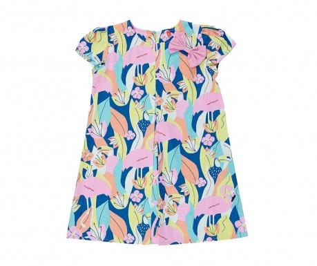 Detské šaty Flamingo