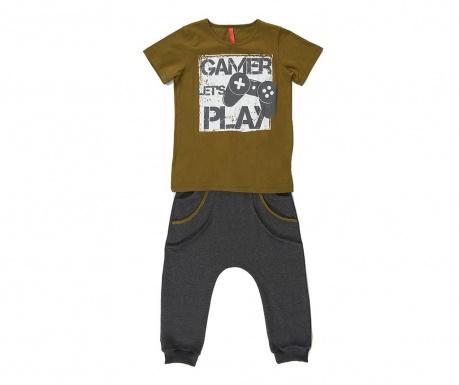Sada tričko a kalhoty pro děti Gamer