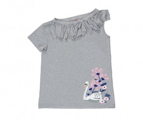 Otroška obleka Swan 7 let