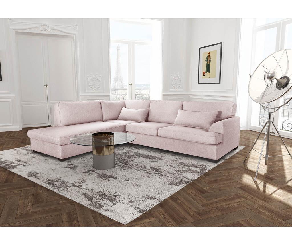 Coltar stanga Ferrandine Powder Pink