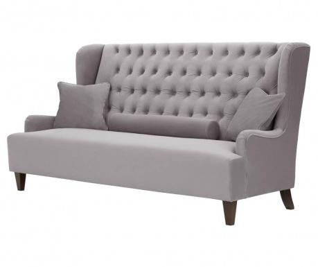 Třímístná pohovka Flanelle Lavender