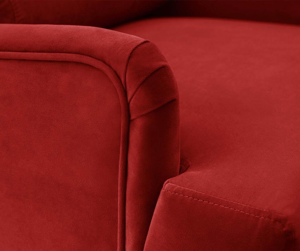 Fotoliu Flanelle Big Red
