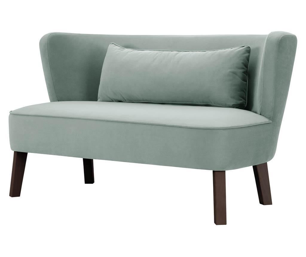 Canapea 3 locuri Organza Blue