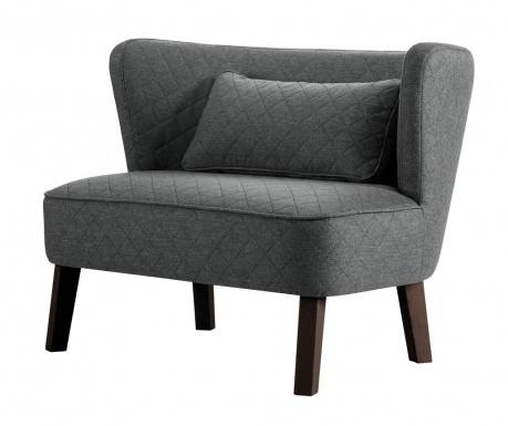 Kauč dvosjed Percale Grey