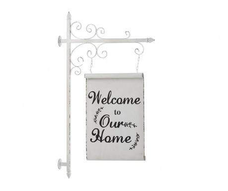 Welcome Dísztárgy