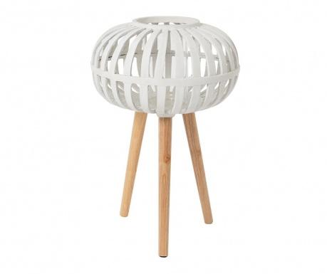 Bamboo Sphere Gyertyatartó
