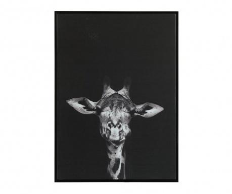 Giraffe Kép 52x72 cm