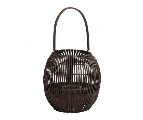 Świecznik Bamboo Black