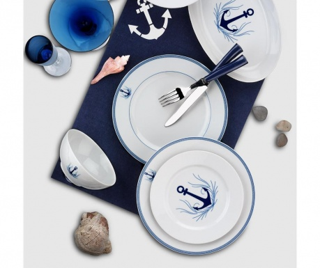 24-dijelni servis za jelo Dinner Sylvia