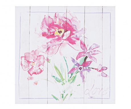 Obraz Blumen Mood 40x40 cm