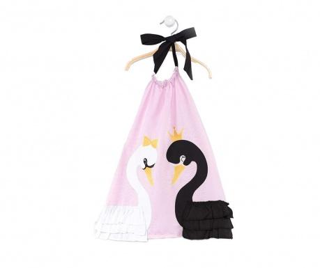 Detské šaty Swan Pink