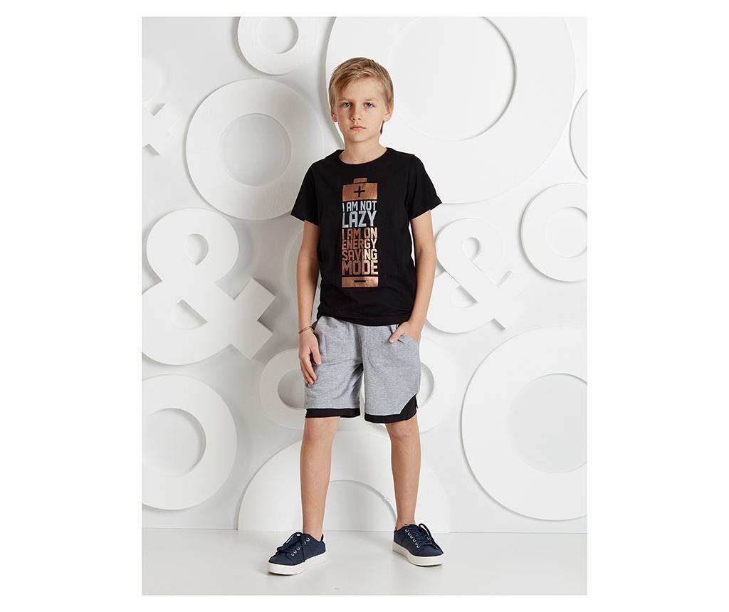 Otroški komplet - majica s kratkimi rokavi in hlače Saving Mode 9 let
