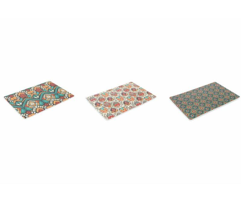Комплект 6 подложки за хранене Mon Afrique 30x45 см