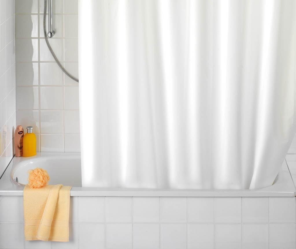 Завеса за баня Carry White 120x200 см
