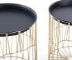 Set 2 stolića za kavu Nest