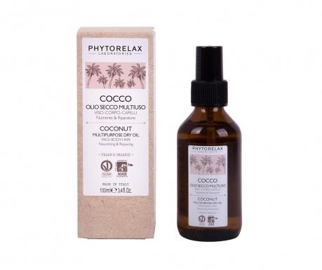 Hydratační olej pro tělo a vlasy Phytorelax Coconut 100 ml