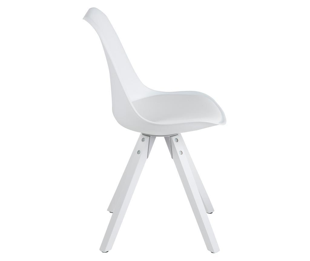 Set 2 stolice Dima Style White