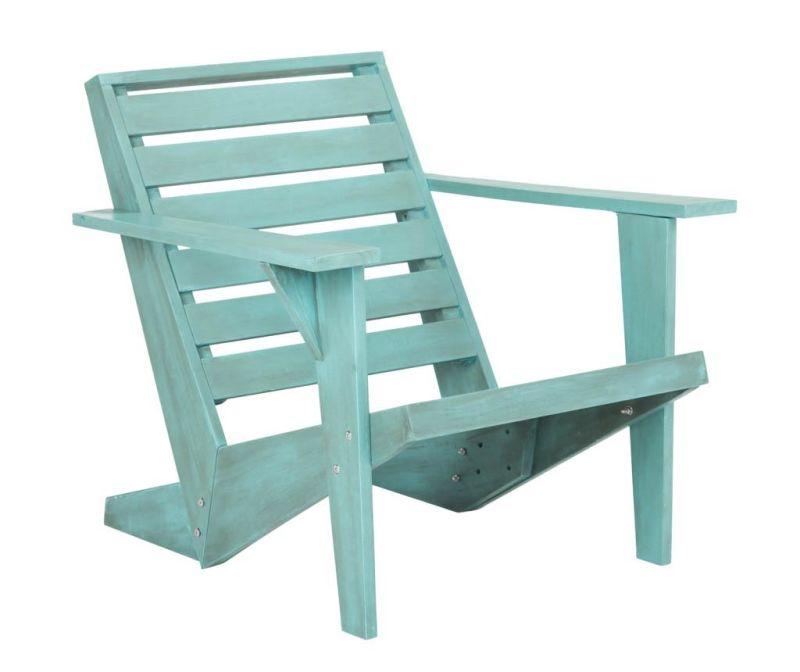 Fotelja za vanjski prostor Letti Blue