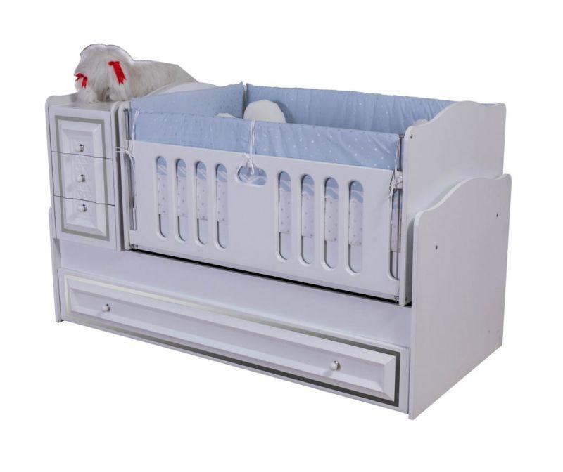 Otroška postelja 3 v 1 Baby Grow Details