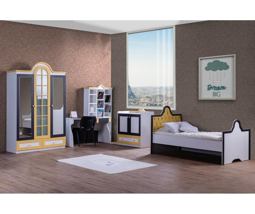 Otroška postelja Royalty 90x190 cm