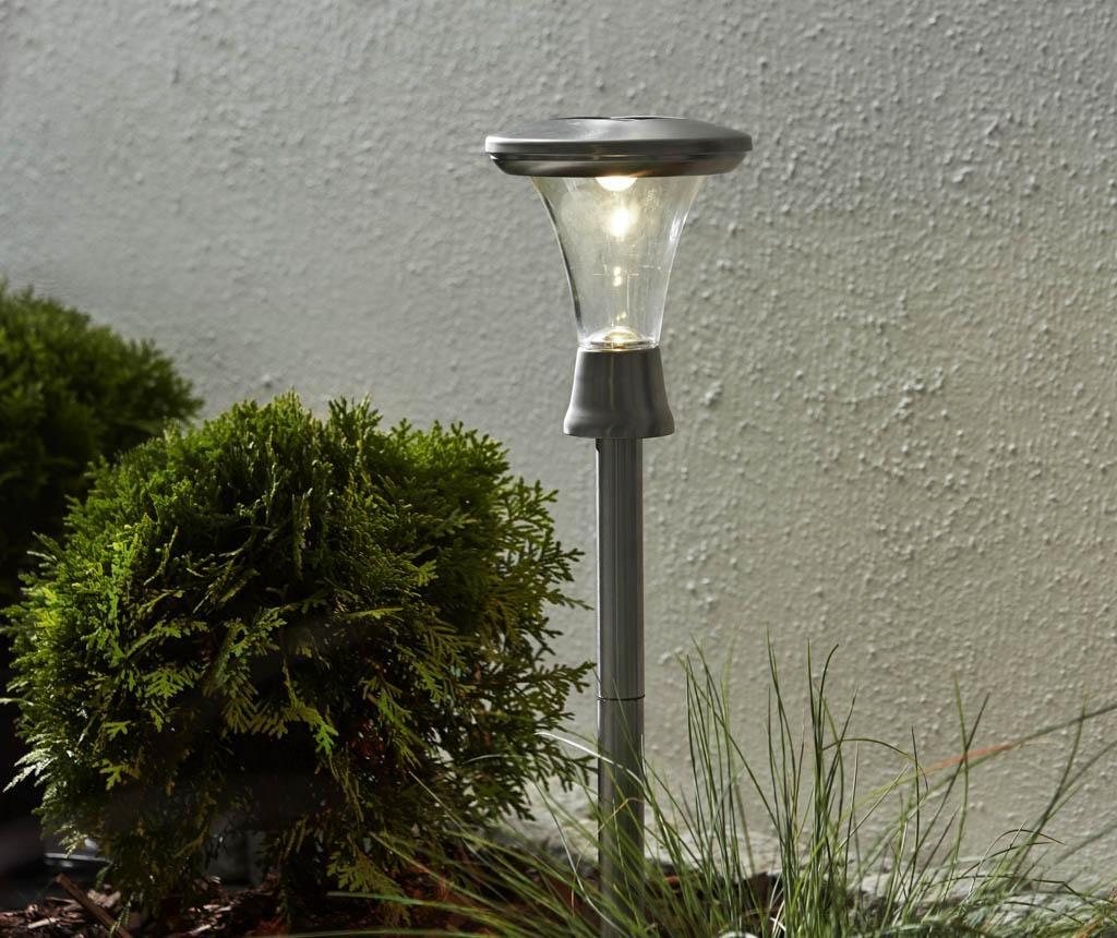 Turin 2 db Napelemes lámpa