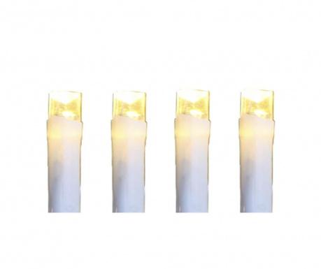 Svjetleća girlanda za vanjski prostor Warm Extra