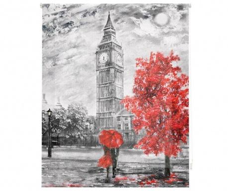Rolo zavesa London Art 180x250 cm