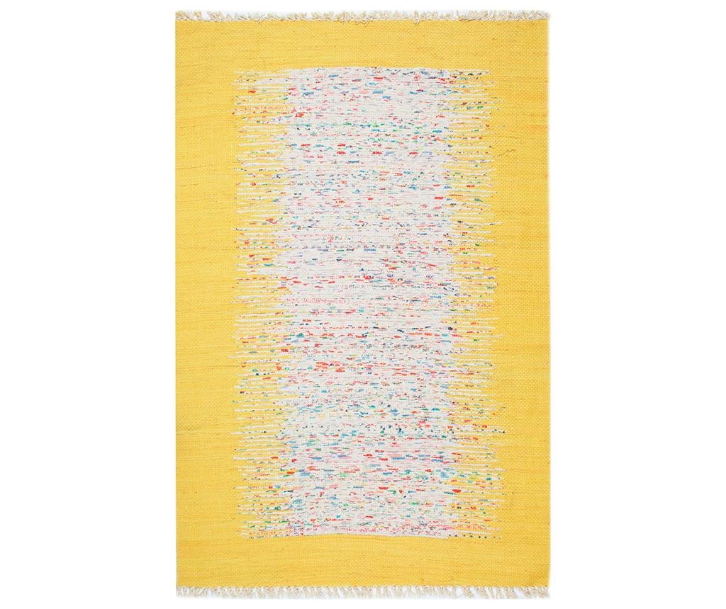 Tepih Sprinkle Yellow 80x150 cm