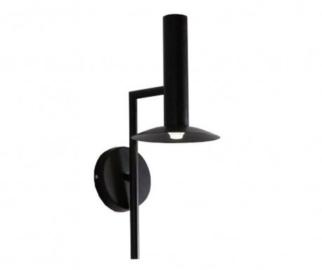 Hat Black Fali lámpa